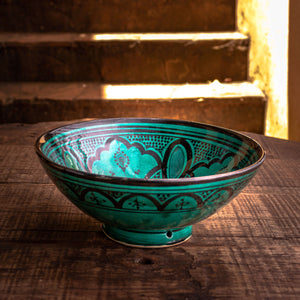 Safi Large Patterned Bowls