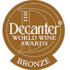 Decanter Bronze 2013