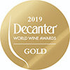 Decanter 2019 Gold