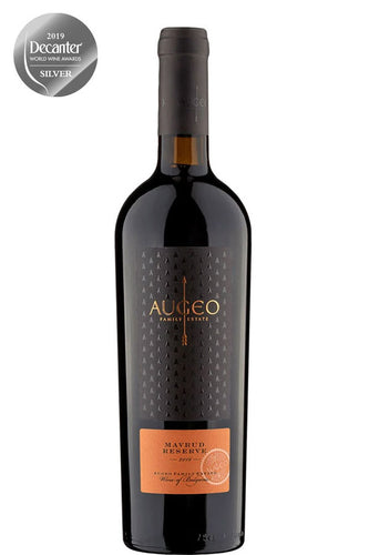 Augeo Family Estate Mavrud Reserve 2016