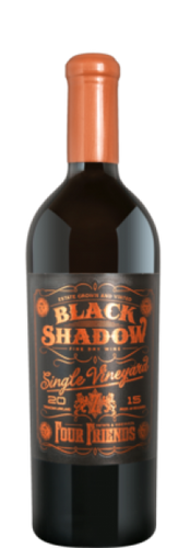 Four Friends Black Shadow 2015