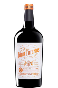 Four Friends Red Cuvée