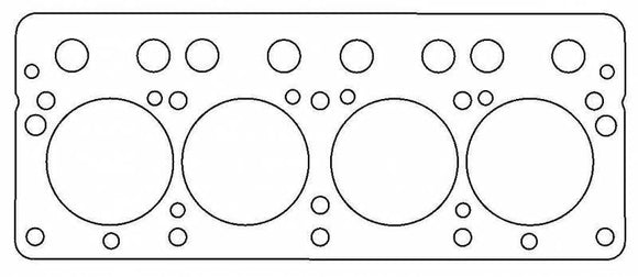 Cometic Gasket Triumph 1500cc 4 CYL 1966-74 Copper Head Gasket. C4153-043 Cylinder Head Gasket