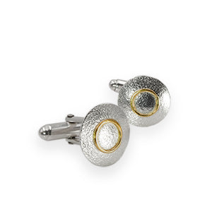 Cufflinks by Rouaida Jewellery.