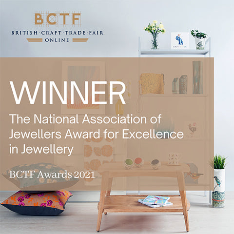 National Association of Jewellers Award for Excellence in Jewellery.