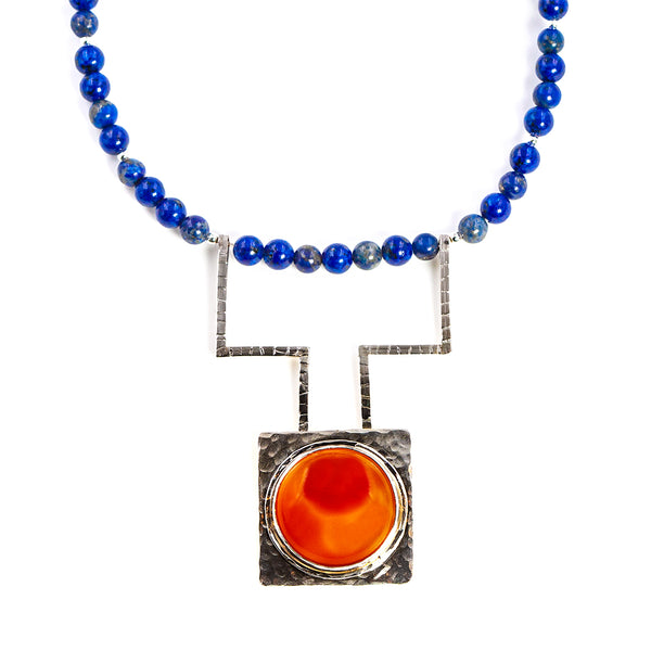 Eclipse necklace from Rouaida.