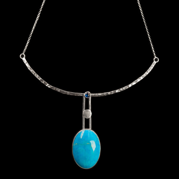 Marmara necklace by Rouaida.
