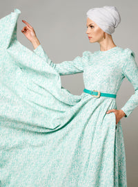 Abiye Elbise, Dress, Elbise, Evening Dress, Mustafa Dikmen, Tesettür Giyim, Dress, Mustafa Dikmen, iHijab