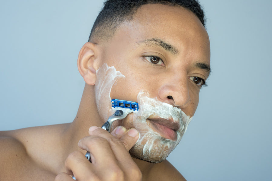 Guys, Stop Living With Ingrown Hairs and Dark Spots!
