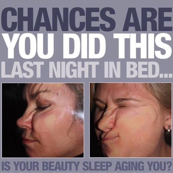 Is your beauty sleep aging you?