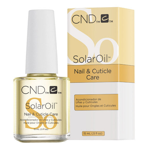 CND SolarOil Nail & Cuticle Care at The Summit Spa