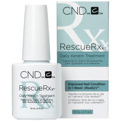 CND RescueRXx Daily Keratin Treatment at The Summit Spa