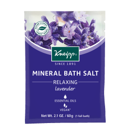 Kneipp Lavender Bath Salt at the Summit Spa