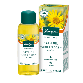 Kneipp Joint & Muscle Arnica Herbal Bath 100 ml at the Summit Spa