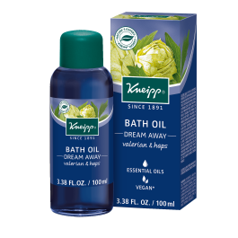 Kneipp Valerian & Hops Herbal Bath 100 ml at The Summit Spa