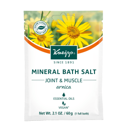 Kneipp Arnica Joint & Muscle Bath Salt at the The Summit Spa