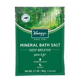 Kneipp Deep Breath Pine & Fir Bath Salt