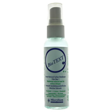 Micrylium BioTEXT Clinical Surface Disinfectant 60ml