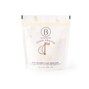 Bathorium Little CHarlie Coconut and Oat Bath Soak at The Summit Spa