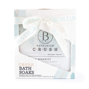 Bathorium Gift Set - 6 Pack of Crush