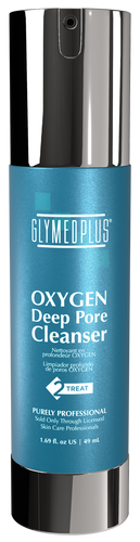 Glymed Plus Oxygen Deep Pore Cleanser at The Summit Spa