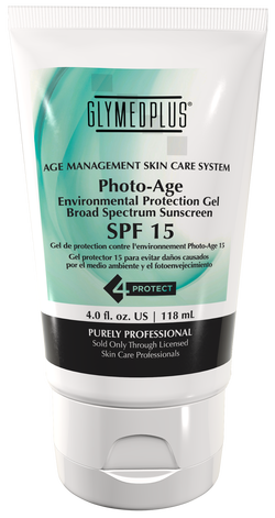 Glymed Plus Photo-Age Environmental Protection Gel SPF 15