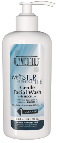 Glymed Plus Gentle Facial Wash with BIOCELL-sc at The Summit Spa
