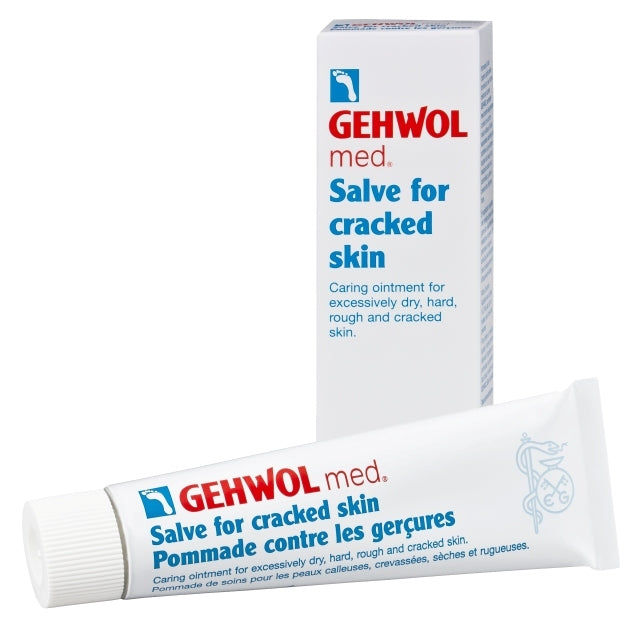 gehwol Mef Salve for Cracked Skin at The Summit Spa