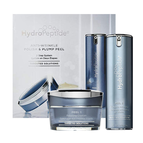 hydropeptide anti wrinkle polish & plump at the summit spa