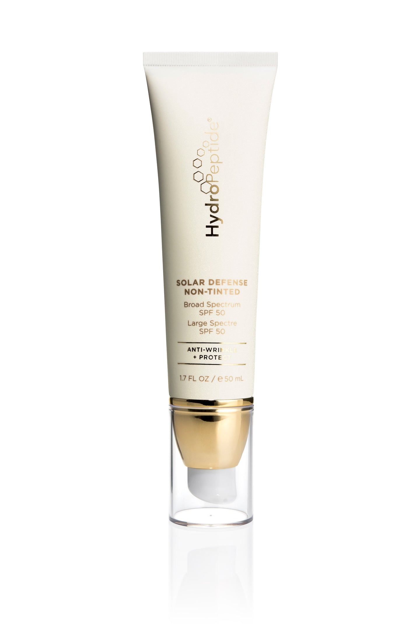 HydroPeptide Solar Defense Non-Tinted SPF 50 at The Summit Spa