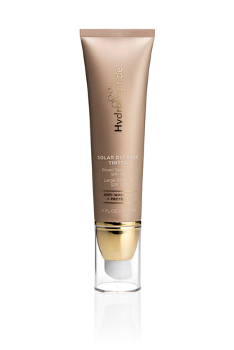 HydroPeptide Solar Defense Tinted Broad Spectrum SPF 30 at The Summit Spa