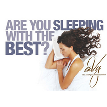 Give her a Restful Sleep with our EnVy Pillows