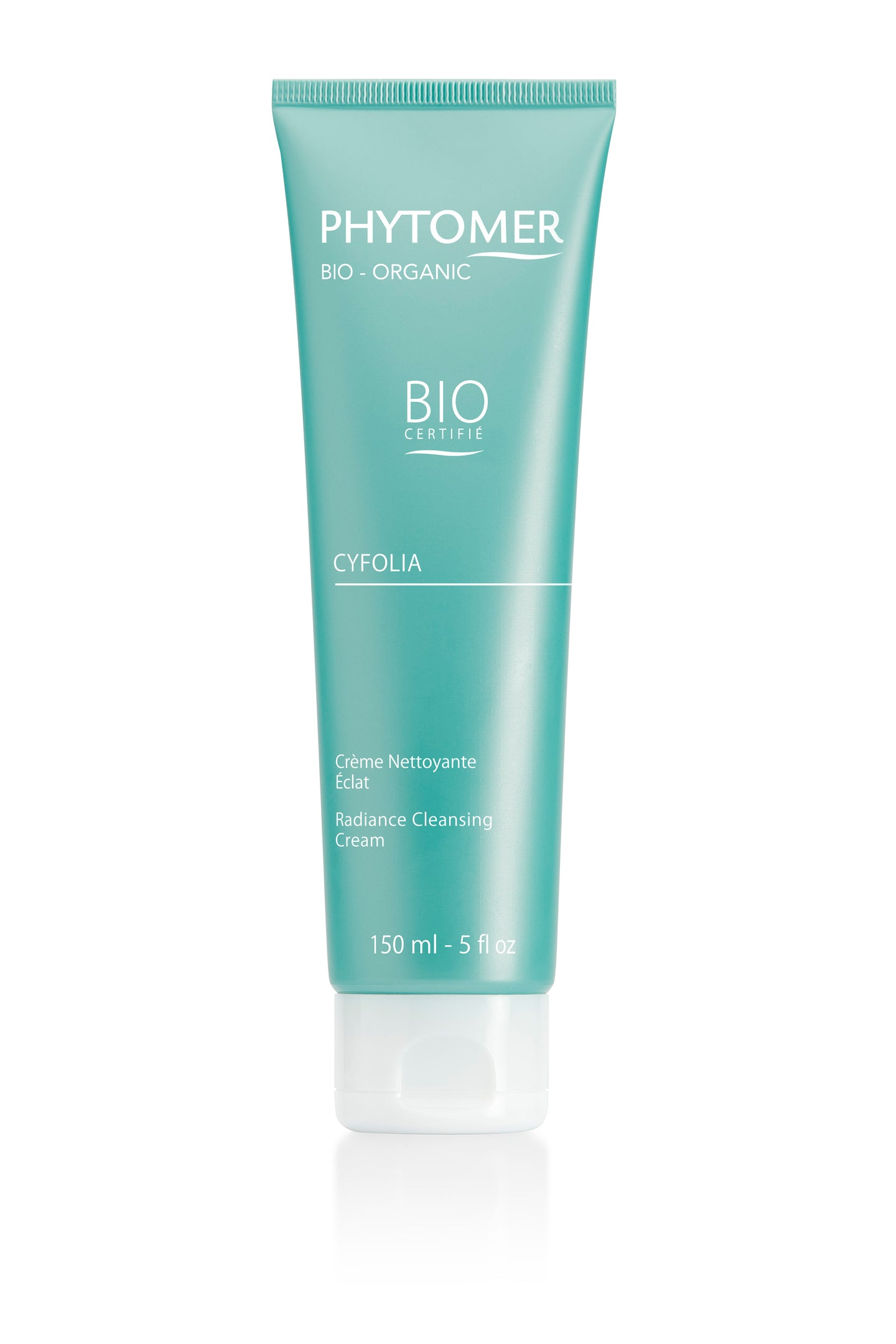 Phytomer ORGANIC Cyfolia Radiance Cleansing Cream at The Summit Spa