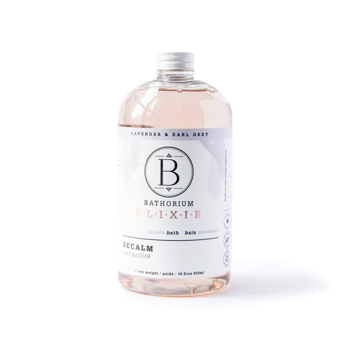 Bathorium BeCalm Bubble Elixir 500ml at The Summit Spa