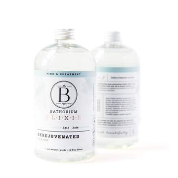 Bathorium BeRejuvenated Bubble Elixir 500ml at The Summit Spa