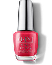 OPI Infinite Shine Cha Ching Cherry