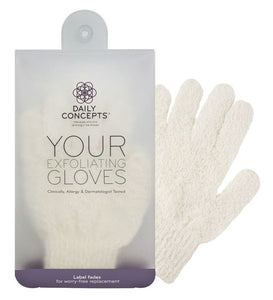 Daily Concepts Your Exfoliating Gloves at The Summit Spa