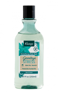 Kneipp Goodbye Stress Rosemary & Water Mint Aromatherapy Body Wash