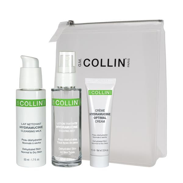 GM Collin Hydrating Discovery Kit - Travel Size Kit for Dehydrated Skin