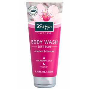 Kneipp Almond Blossom Body Wash - Soft Skin 200 ml