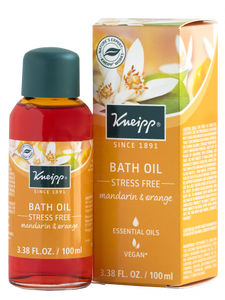 Kneipp Stress Free Bath Oil 100 ml
