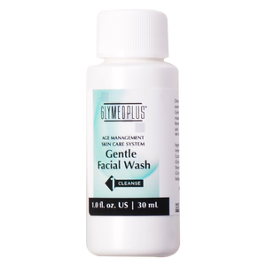 Glymed Plus Gentle Facial Wash Travel Size
