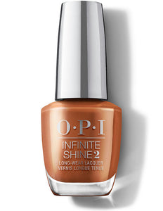 OPI Infinite Shine My Italian is a Little Rusty at the Summit Spa