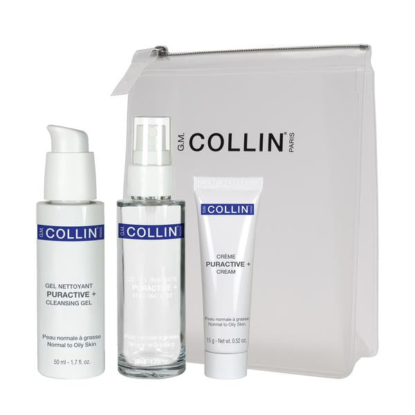 GM Collin Normalizing Discovery Kit - Travel Size Kit for Oily Skin