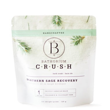 Bathorium Northern Sage Recovery Crush