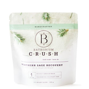 Bathorium Northern Sage Recovery Crush at The Summit Spa