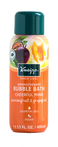 Kneipp Cheerful Mind Bubble Bath 400ml at the Summit Spa