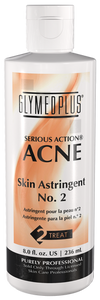 Glymed Plus Skin Astringent No. 2 - 8 oz