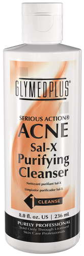Glymed Plus Sal-X Purifying Cleanser 8 oz