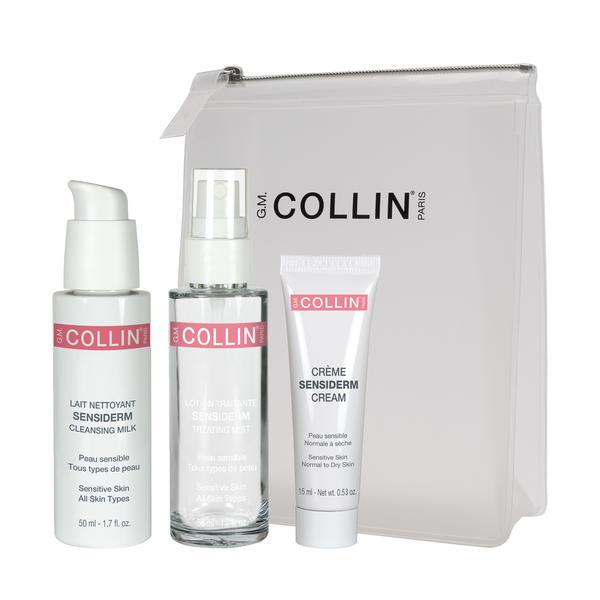 GM Collin Soothing Discovery Kit - Travel Size Kit for Sensitive Skin